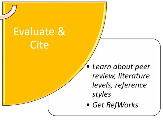 Link to evaluate and cite