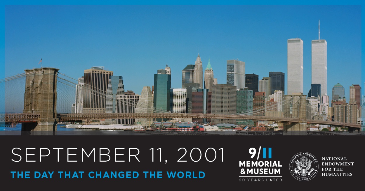 Poster image of September 11, 2001 The Day that Changed the World