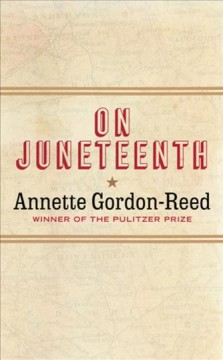 Book Cover Image of On Juneteenth