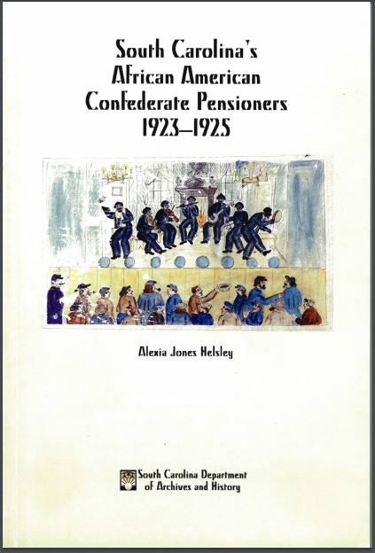 Book cover image of South Carolina's African American Confederate pensioners, 1923-1925