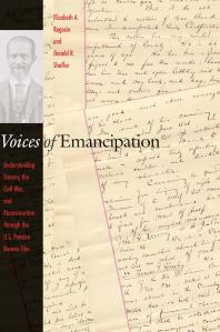 Book cover image of Voices of emancipation