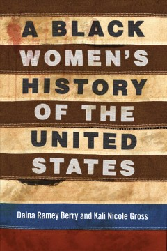 Book cover image of A black women's history of the United States