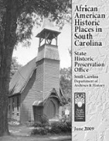 Cover image: African American historic places in South Carolina