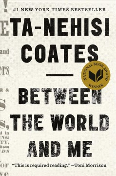 Book cover image of Between the world and me