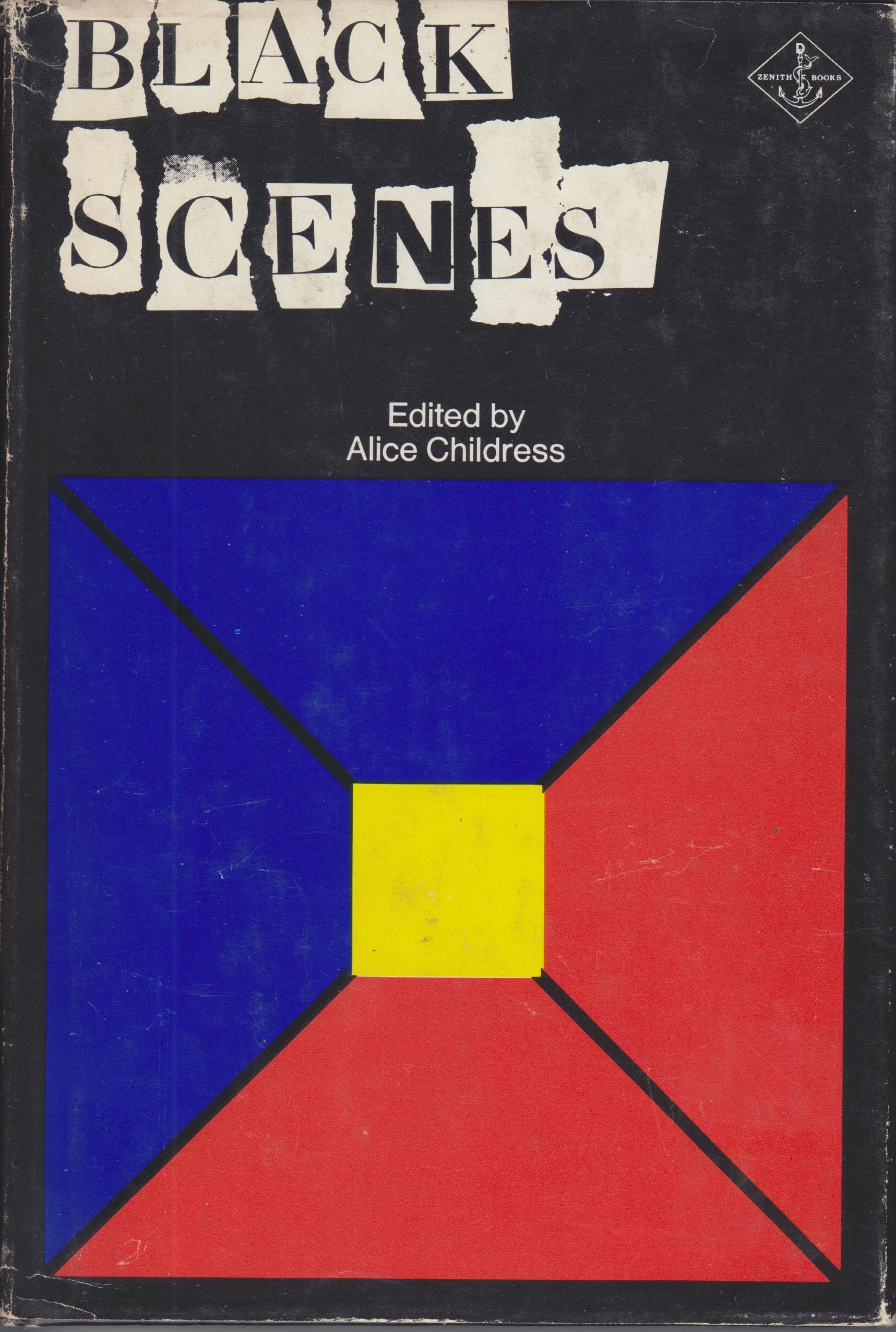 Book cover image of Black scenes