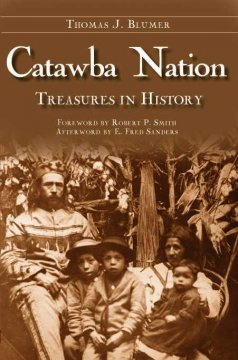 Book cover image of Catawba Nation : treasures in history