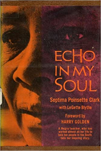Book cover image of Echo in My Soul