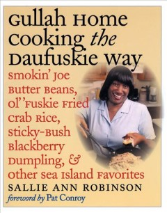 Book cover image of Gullah home cooking the Daufuskie way