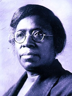 Matilda Evans, Physician, Philanthropist, Entrepreneur, one of the 1st female physicians in SC