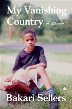Book cover image of My vanishing country : a memoir