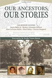 Cover image: Our ancestors, our stories