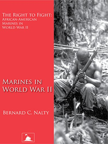 Cover image: The right to fight : African-American Marines in World War II