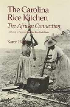Book cover image of The Carolina rice kitchen: the African connection
