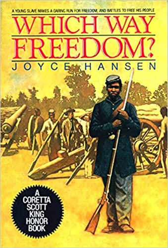 Book cover image of Which way freedom?