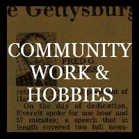 Community Work and Hobbies