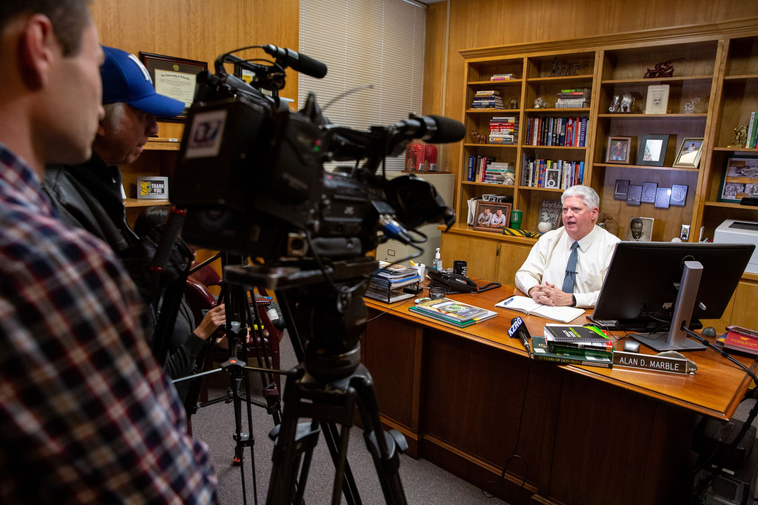 Dr. Alan Marble's March 13, 2020 Press Conference