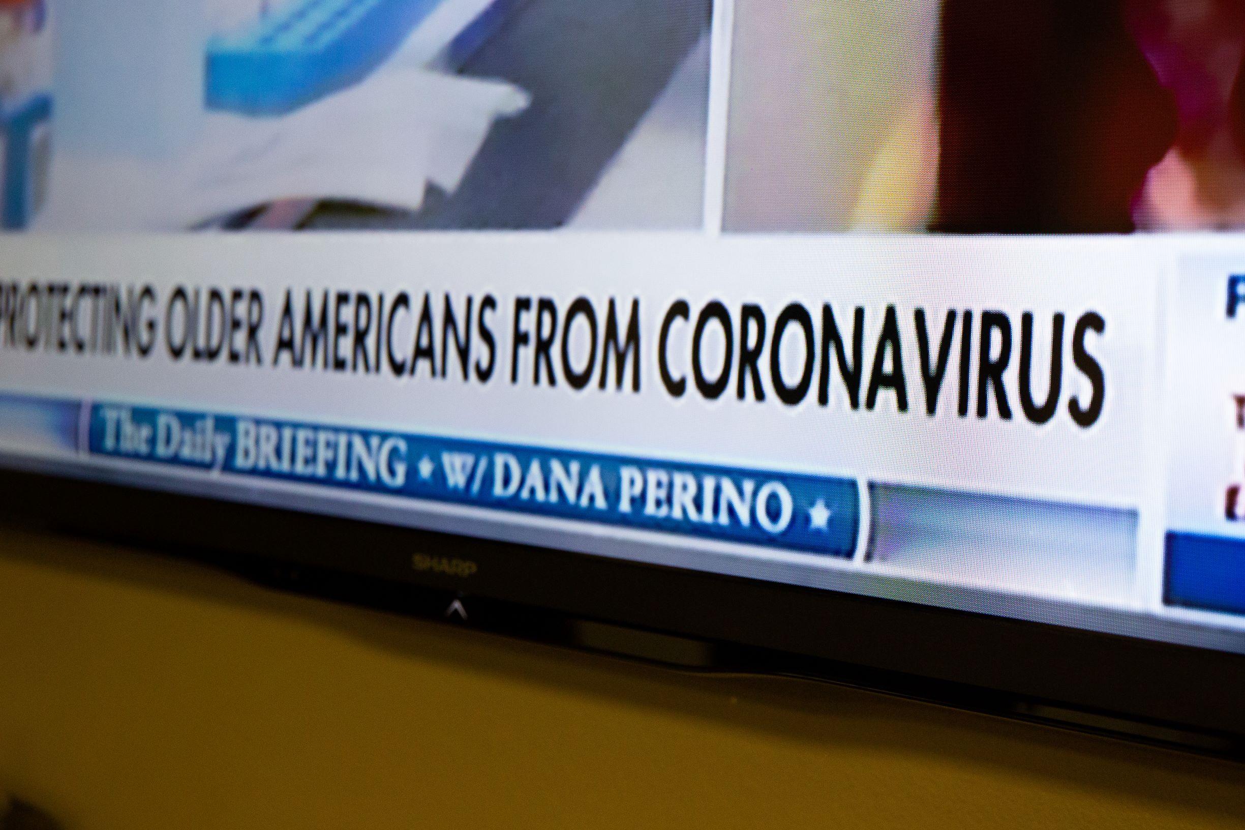 Fox News broadcast