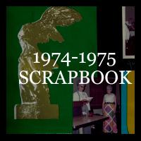 1974-1975 Scrapbook