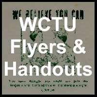 WCTU Flyers & Handouts