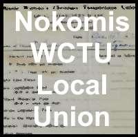 Nokomis WCTU Local Union Documents