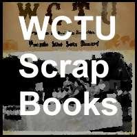WCTU Scrap Books