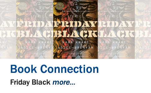 Book Connection 2020-21: Friday Black