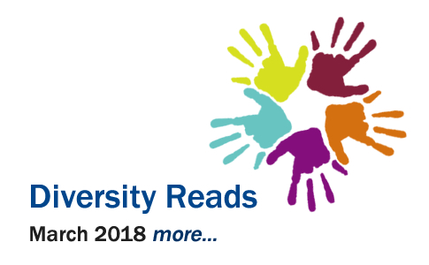 Diversity Reads Exhibit - March 2018