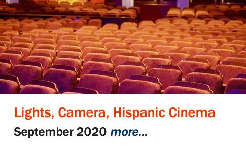 Lights, Camera, Hispanic Cinema
