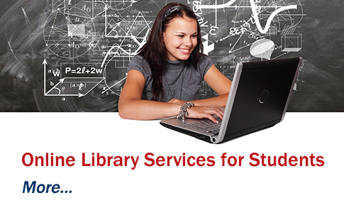 Online Library Resources for Students