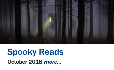 Spooky Reads, October 2018