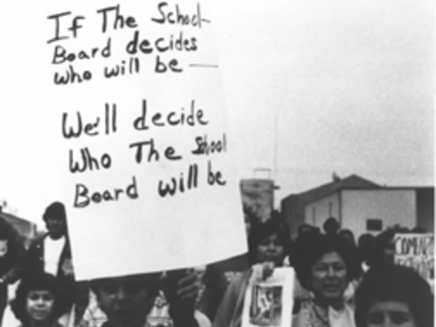 A Struggle for Educational Equality: 1950-1980