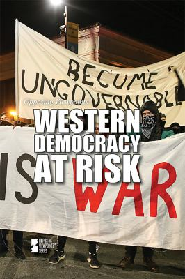 Western democracy at risk