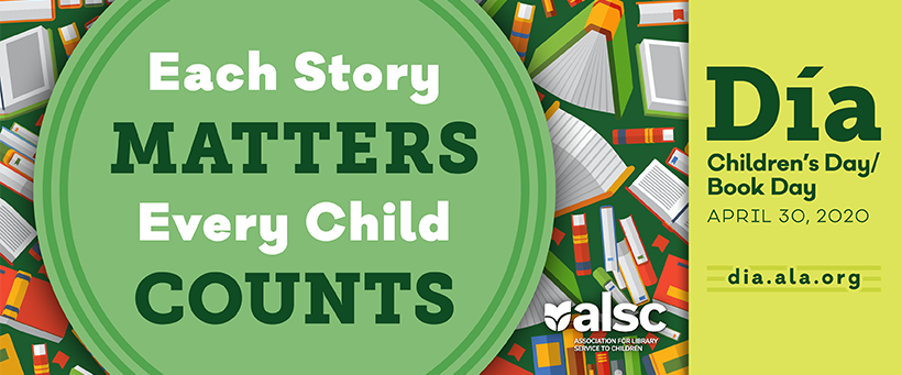 Each Story Matters, Every Child Counts.