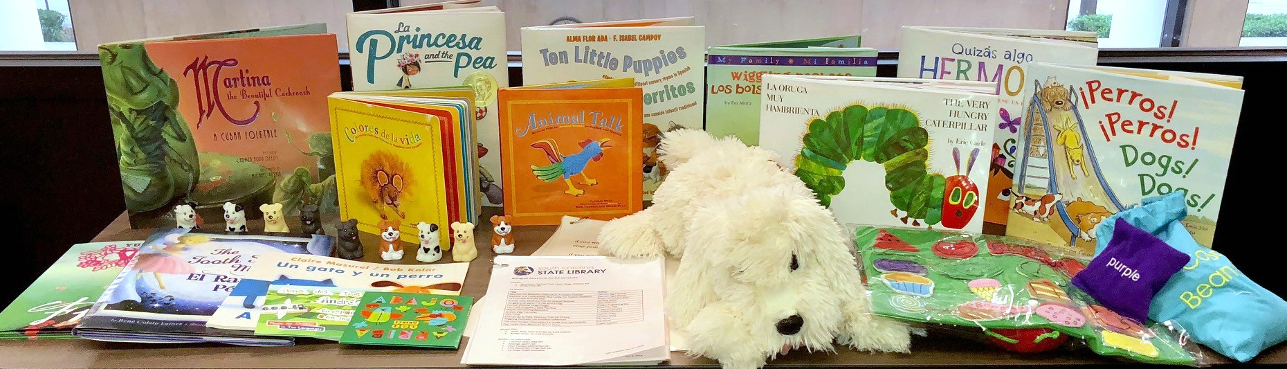 Storytime Kit Display
