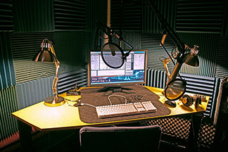 The B5 Voice Over Booth