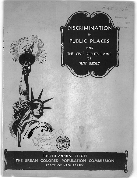 discrimination in public places report