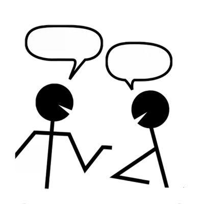 Decorative: Talking