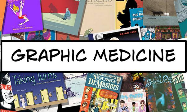 Graphic Medicine site header
