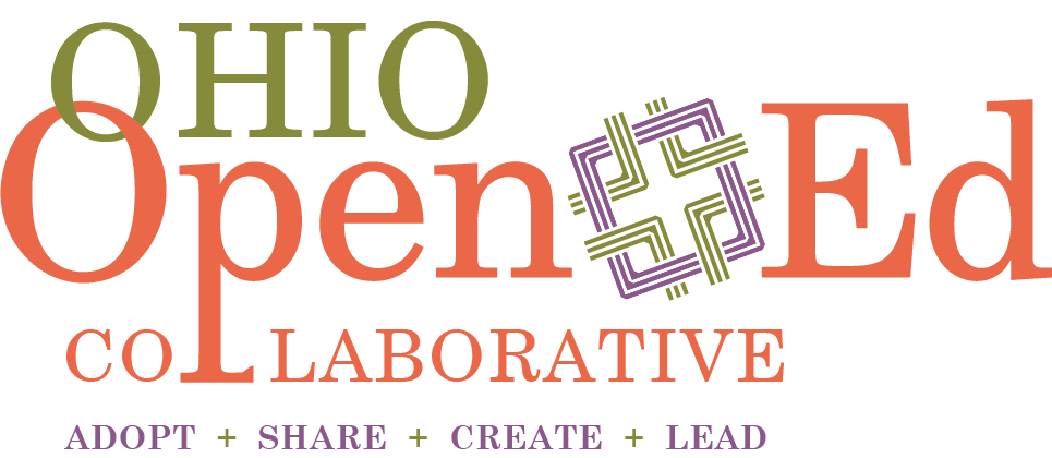 Ohio Open Ed Collaborative Logo