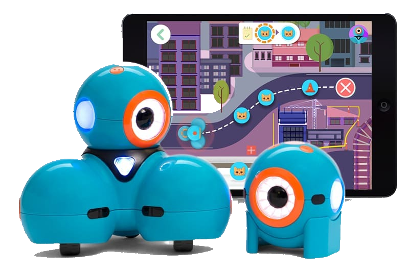 Dash and Dot Transparent