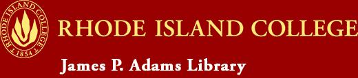 Rhode Island College.