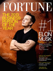 Fortune magazine cover.