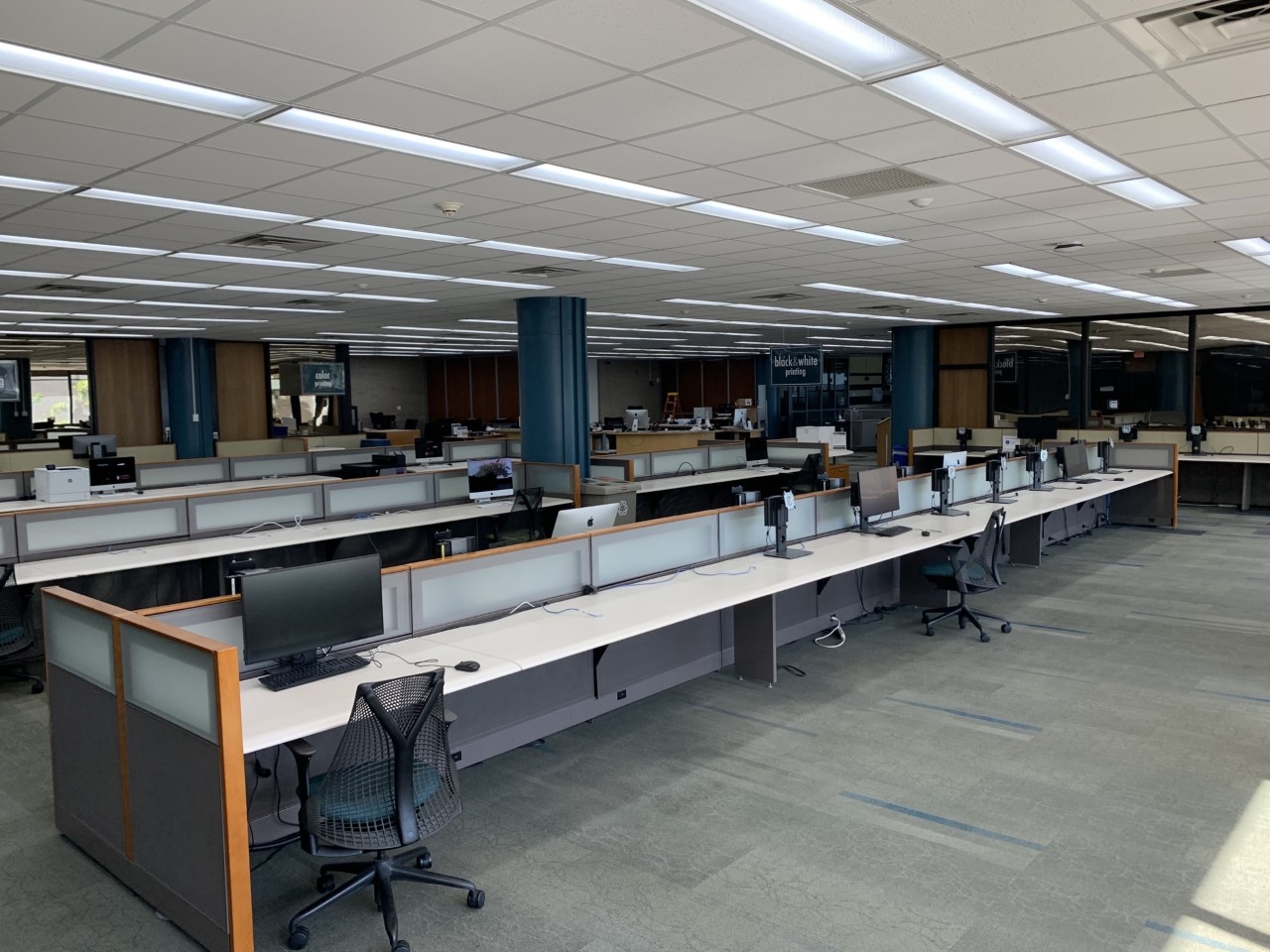Room 2250, College Library
