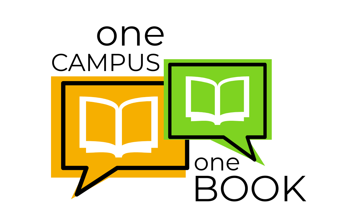One Campus, One Book Program Logo