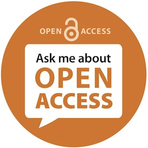Open Access Week: Ask me about Open Access