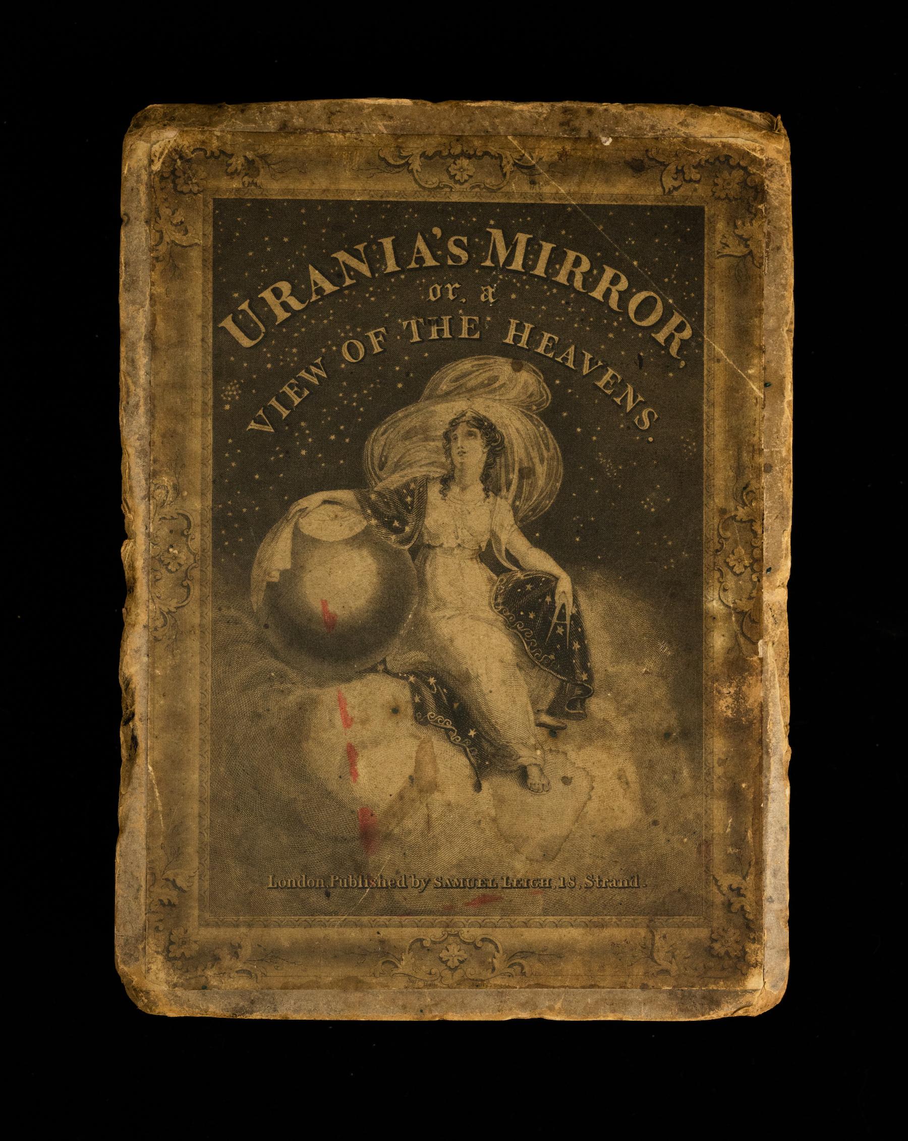 Cover of Urania's Mirror