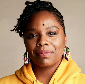Image of Patrisse Cullors.