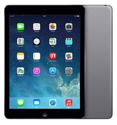 iPad Air with Wi-Fi in Space Gray