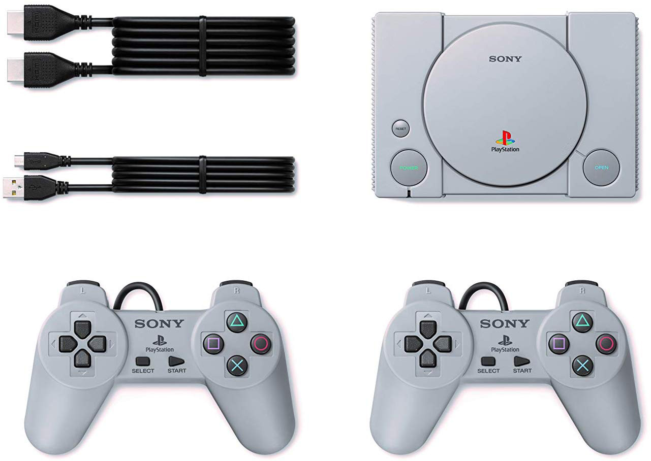 PlayStation Classic by Sony
