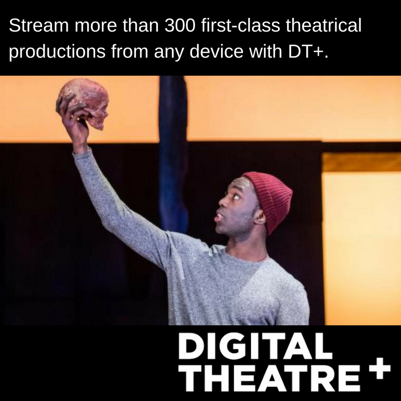 Digital Theatre Plus, theatrical productions
